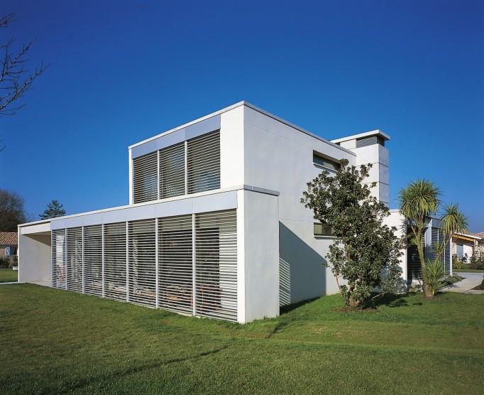 apc architectes patrice chabbert construction d 39 une maison individuelle toulouse 31 apc. Black Bedroom Furniture Sets. Home Design Ideas